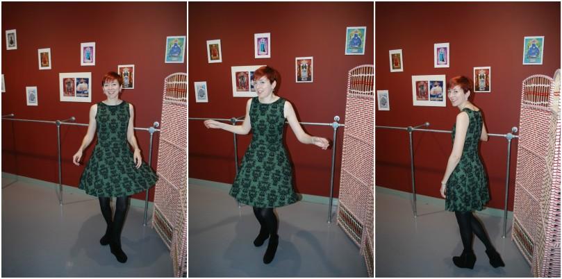 Flattering Feminine Dress2