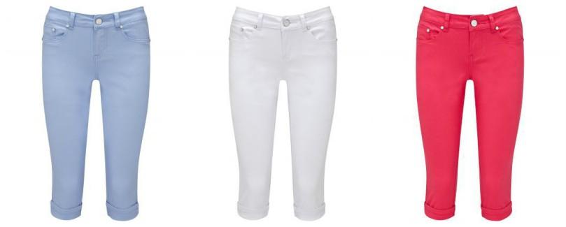 Capri Pants Multi