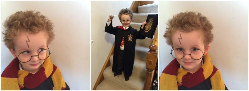 World's Cutest Harry Potter