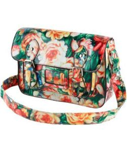 Stunning Tropical Satchel