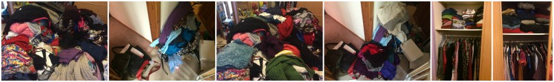 Clothing cull - how did they all fit in my wardrobe? Still don't have anything to wear!